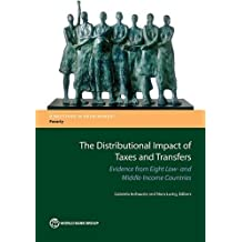 The Distributional Impact of Taxes and Transfers: Evidence From Eight Developing Countries