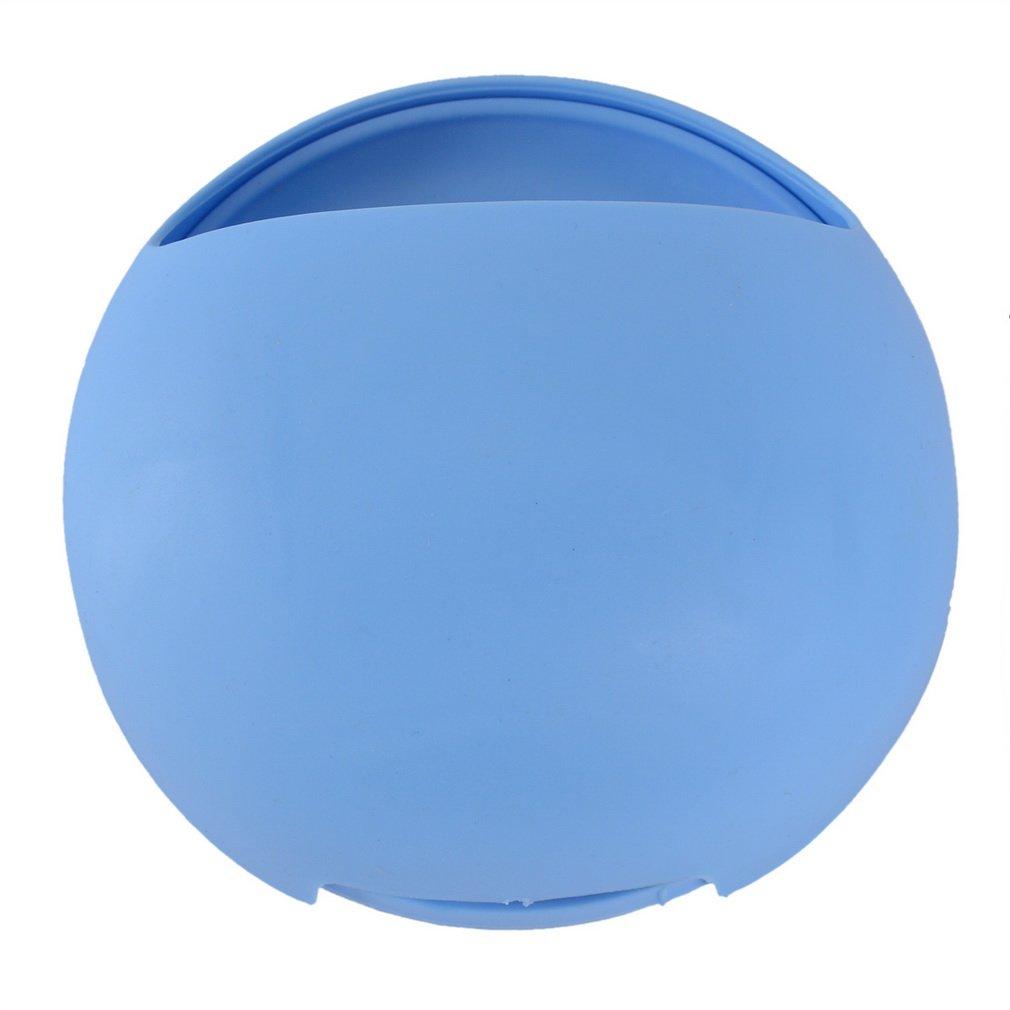 loweryeahプラスチック壁マウント歯ブラシホルダー吸盤付きバスルームのストレージ   B07B9746KR