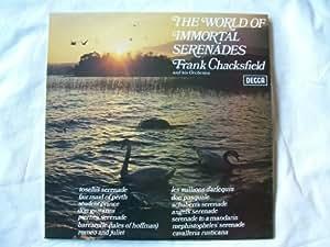 FRANK CHACKSFIELD World of Immortal Serenades UK LP