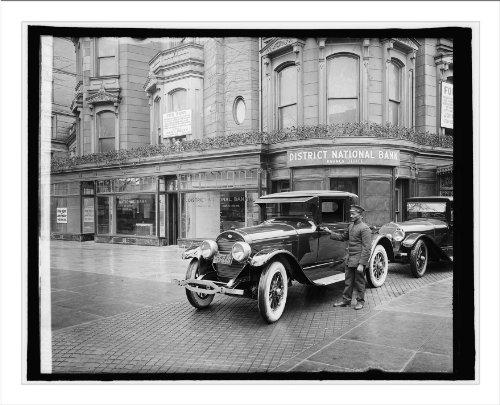 Historic Print (L): Dist. Nat. Bank, Dupont Branch, [Washington, D.C.]