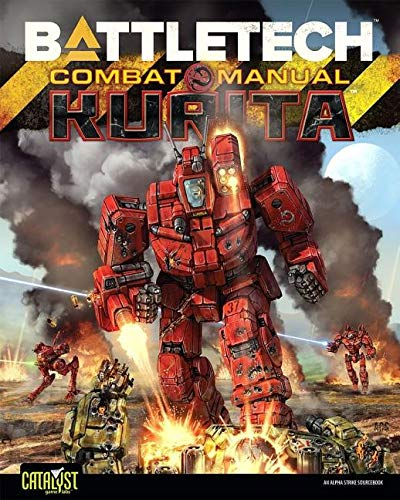 Battletech Combat Manual Kurita (Field Manual-Esk for Alpha Strike)