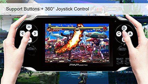 Video Games Gaming Website (Handheld Game Console , 650 Classic Games 4.3