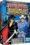 New Adventures of the Lone Ranger/Zorro Volume 2