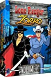 New Adventures of the Lone Ranger/Zorro Volume 2 [Import]