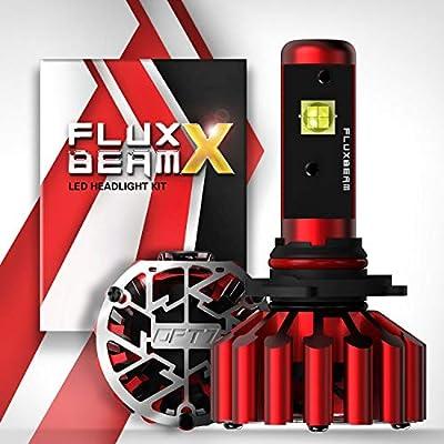 OPT7 FluxBeam X LED Headlight Bulbs - Parent