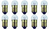 CEC Industries #458 Bulbs, 1.5 V, 0.3 W, G-3.5