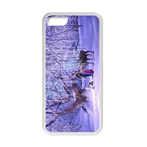 Frozen practical fashion lovely Phone Case for iphone 5/5s iphone 5/5s(TPU)