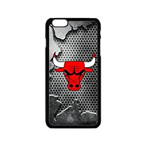 Chicago Bulls Fahionable And Popular High Quality Back Case Cover For Iphone 6 by icecream design