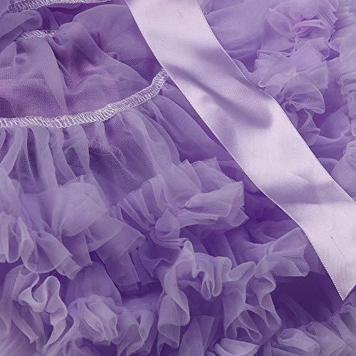 Bow Tutu Casual Summer Ballet unita Vjgoal Women Dance tinta Mini Party Dance Fashion H gonne qvnCnZ