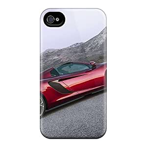 Hot Tpye Mclaren Mp C Spider Auto Hd Case Cover For Iphone 4/4s
