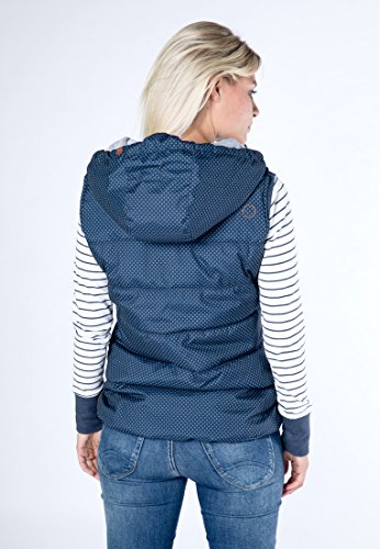 amp; Cherry Alife Bleu Vest Moonless Padded Kickin ZffdBEwx