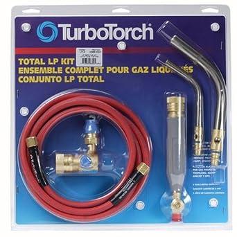TurboTorch 0386-0403 STK-9 Torch Swirl MAP-Pro//Propane