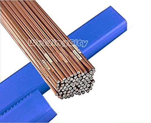 "Rod Diameter: 1//16/"" Mild Steel TIG Welding Rod Pack 1.6mm 1lb ER70S6"