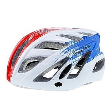 230g Ultra peso ligero - Eco-Friendly Super Light Casco integral de la bici,