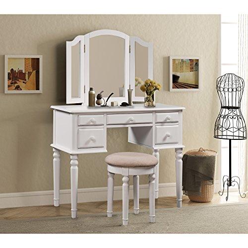 Merax Vanity Make up Dressing Bedroom