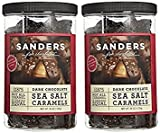 #9: Sanders Dark Chocolate Sea Salt Caramels - (SUPER VALUE 2 Pack Of 36oz Each)