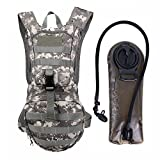 Unigear Tactical Hydration Pack Backpack 900D with 2.5L...