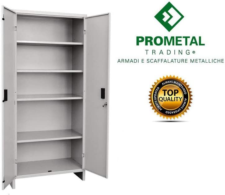 PROMETAL Armadio TUTTIPIANI COMPONIBILE PRATIKO ARMADIETTO Armadio Metallico
