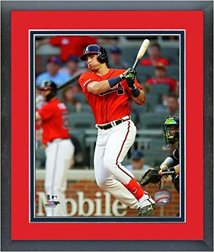Austin Riley Atlanta Braves 2019 MLB Action Photo (Size: 12.5