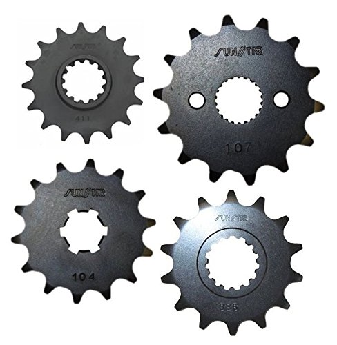 (77-86 YAMAHA YZ125: Sunstar Front Sprocket (520 / 11T))