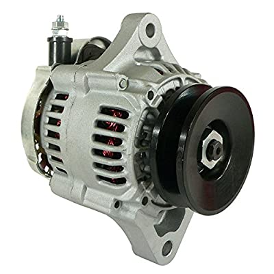 DB Electrical AND0545 New Alternator For 27 27C 27Zts 35 35C 35Zts 50C 50Zts 50Czts John Deere Excavator ND101211-1242 101211-1240 8972251170 AT195649 12653: Automotive