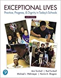 img - for Exceptional Lives: Practice, Progress, & Dignity in Today's Schools (9th Edition) book / textbook / text book