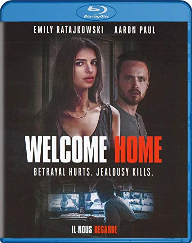 Welcome Home (Blu-ray) (Katy Outlets)