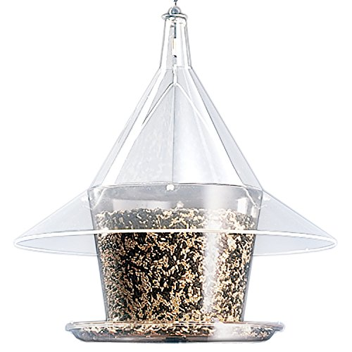 Arundale 360 Sky Cafe Wild Bird Feeder (Large Hopper Bird Feeder)