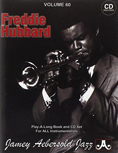 Jamey Aebersold Cd (Vol. 60, Freddie Hubbard (Book & CD Set))