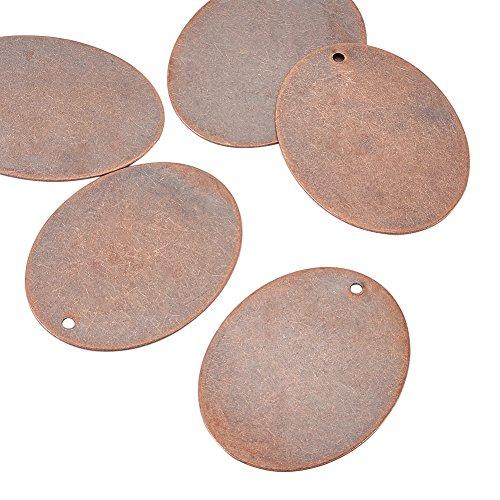 Pandahall Copper Stamping Pendants Jewelry