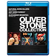 Oliver Stone Collection - Natural Born Killers / Any Given Sunday / Alexander Revisited