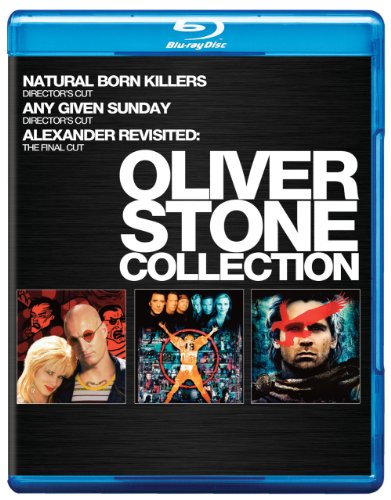 Oliver Stone Collection (Natural Born Killers / Any Given Sunday / Alexander Revisited) [Blu-ray]