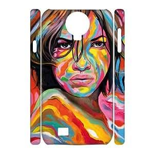 Diy Fashion Graffiti Phone Case for samsung galaxy s4 3D Shell Phone JFLIFE(TM) [Pattern-2]