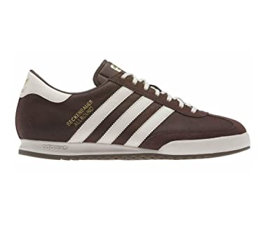 superior quality 5e2b4 5ec8e adidas Beckenbauer Trainers Sneakers Shoes Originals Suede (UK 7, Brown)