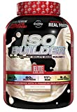 Elite Labs USA ISO Builder, French Vanilla Ice Cream 6 lb.