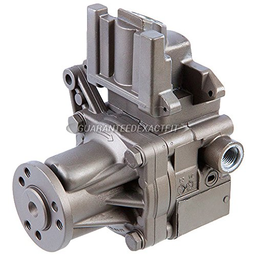 (Remanufactured Power Steering Pump For Mercedes E420 SL500 W210 R129 - BuyAutoParts 86-01132R Remanufactured)