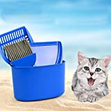 Horing Cat Kitty litter scoop Cat or Small Animal Cleaning Brush Set