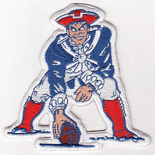 - New England Patriots Pat Mascot NFL 4