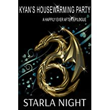 Kyan's Housewarming Party: A Happily Ever After Epilogue (7 Virgin Brides for 7 Weredragon Billionaires Book 6)