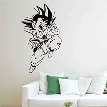 Dragon Ball Tatuajes de Pared de Dibujos Animados Dragon Ball Sun ...