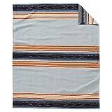 Pendleton Escalante Organic Cotton Bed Blanket (Denim, Twin - 66