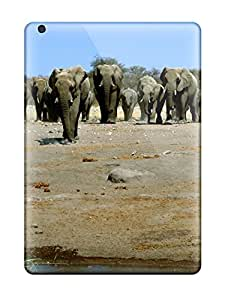Shirley P. Penley's Shop Lovers Gifts G9JX5B93KVWJT9YK Perfect Elephant Case Cover Skin For Ipad Air Phone Case