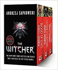 The Witcher Boxed Set: Blood of Elves, the Time of Contempt ...