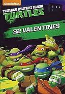 Teenage Mutant Ninja Turtles - Box of 32 Valentines Day Cards