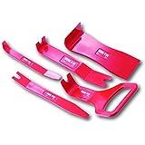 USAG U04260006 426 B/S5 Kit di 5 Utensili per Componenti in Plastica