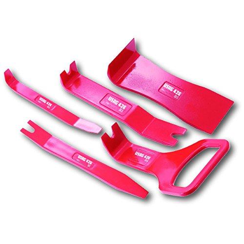 73 opinioni per USAG 426 B/S5- Kit di 5 utensili per componenti in plastica 04260006