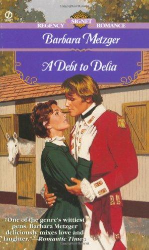 book cover of A Debt to Delia