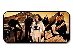 AMAF ? Accessories Evanescence Band Photoshoot with Amy Lee in White Dress case for iPhone 5 5S
