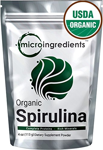 Micro Ingredients Organic Spirulina Powder