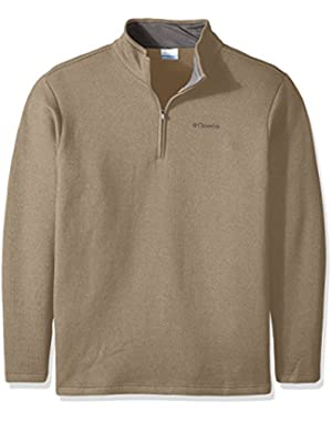 Men's Big Great Hart Mountain IIII Big Half Zip